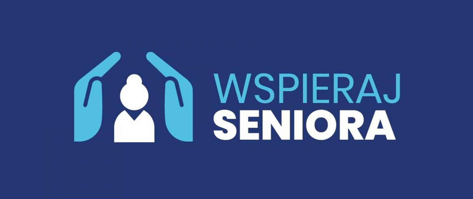 Logo programu Wspieraj Seniora